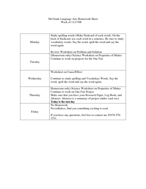 small resolution of 5th Grade Easy Language Arts Worksheets   Printable Worksheets and  Activities for Teachers