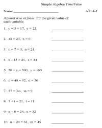 9 Best Images of Literal Equations Worksheets 8th Grade ...