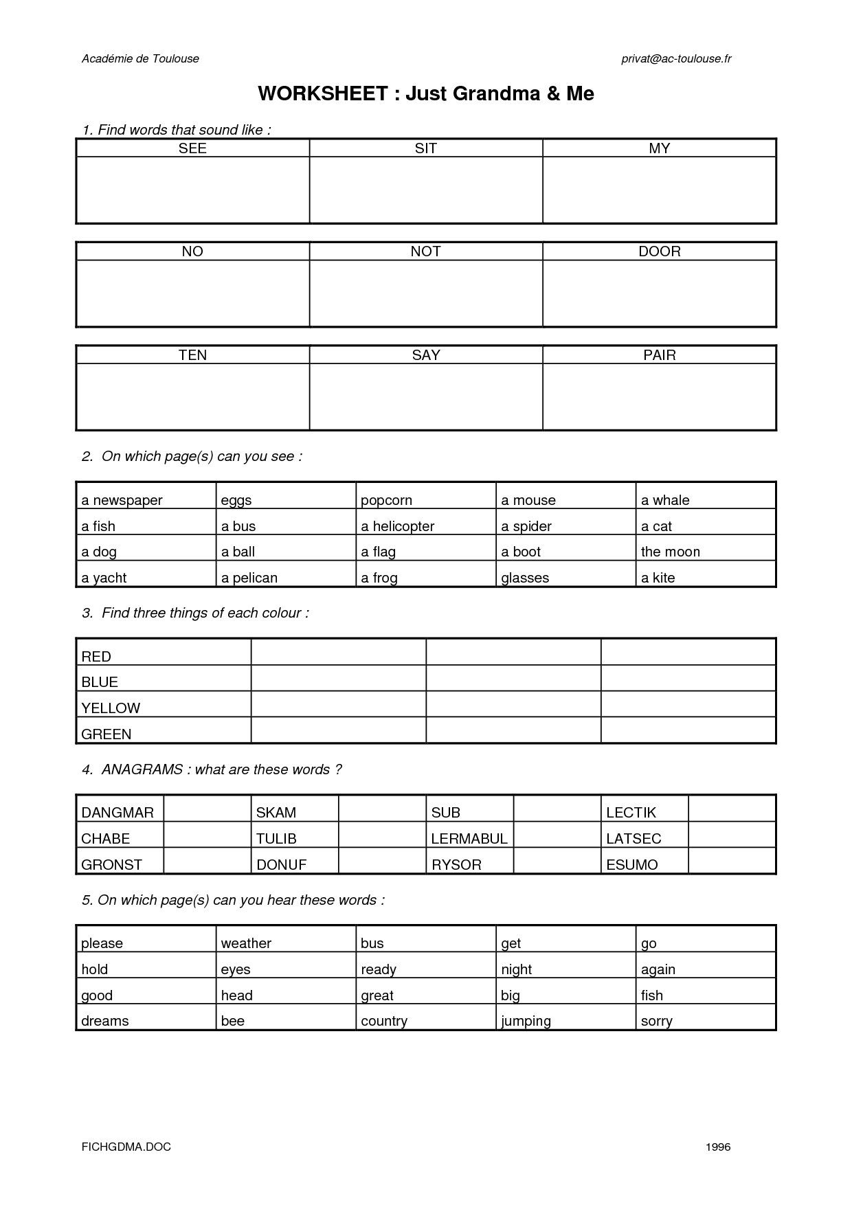 10 Best Images Of Blue Whale Worksheet