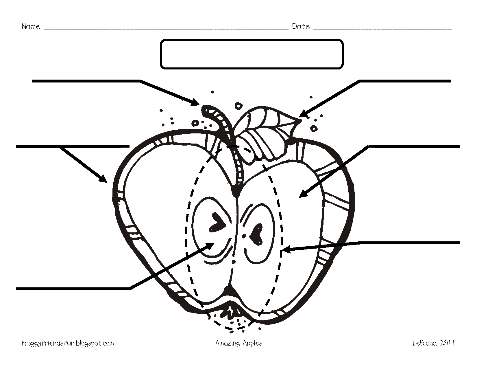 18 Best Images Of Mr Potato Head Parts Worksheets