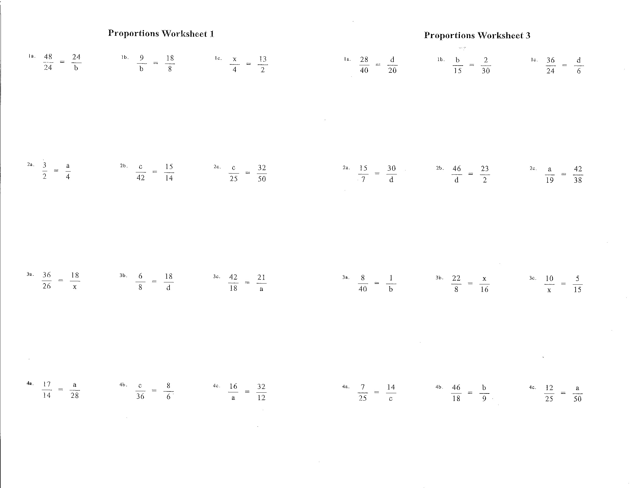 11 Best Images Of Completed 11th Grade Math Worksheets