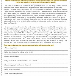 Citation Worksheet 12 Grade   Printable Worksheets and Activities for  Teachers [ 1275 x 1650 Pixel ]