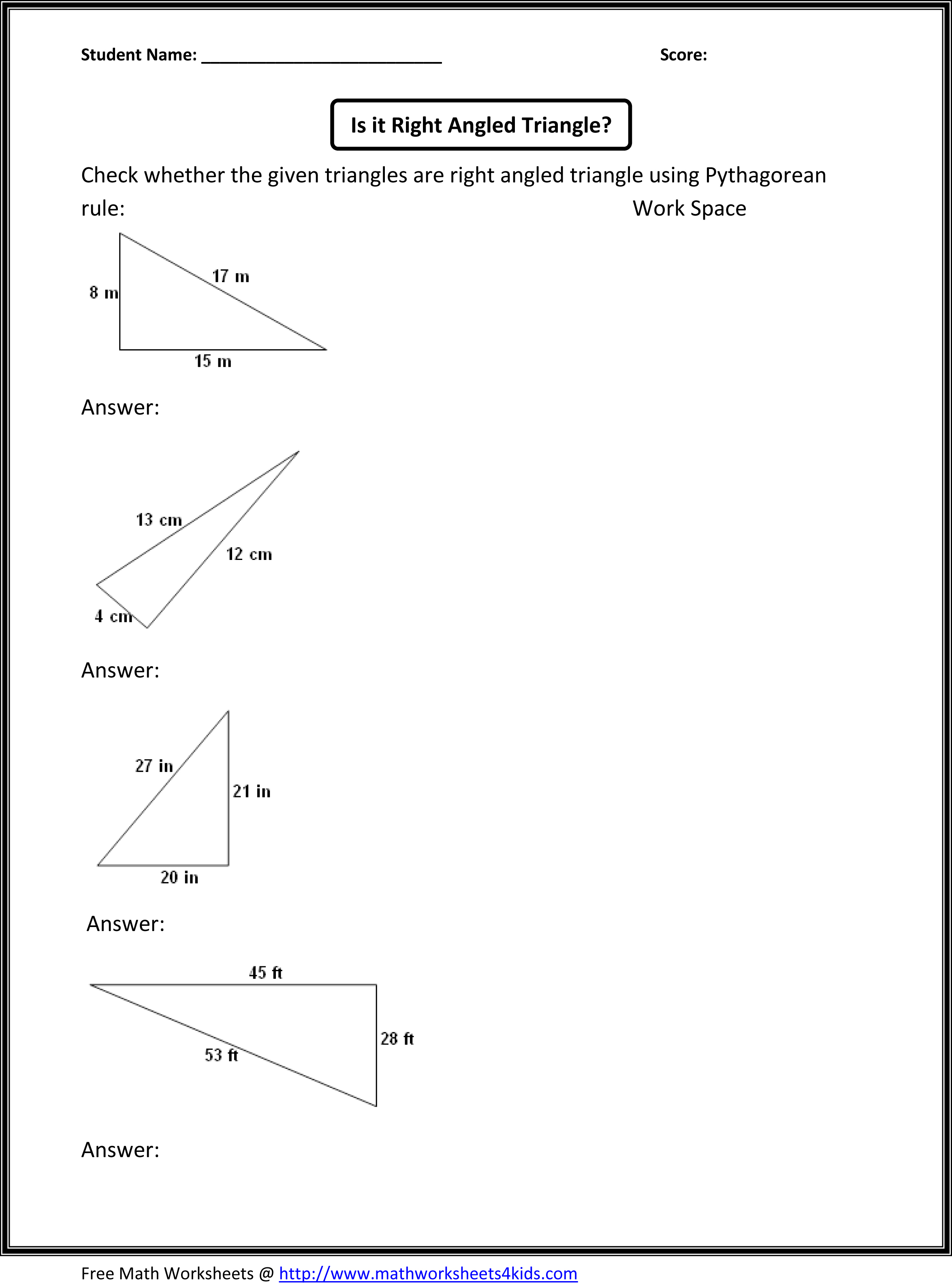 13 Best Images Of Pre Algebra Functions Worksheet
