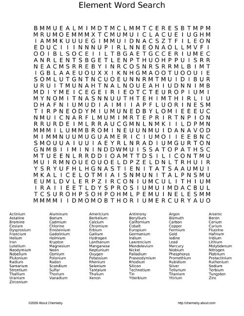 10 Best Images of Middle School Word Search Worksheet