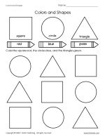 13 Best Images of Rooms In The House Worksheet For Pre-K