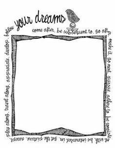 20 Best Images of Self-Reflection Worksheets Printable