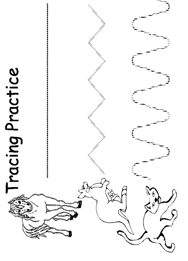 14 Best Images of Animal Worksheets For Preschoolers