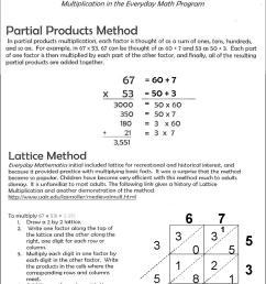 Lattice Math Worksheet   Printable Worksheets and Activities for Teachers [ 1502 x 1127 Pixel ]