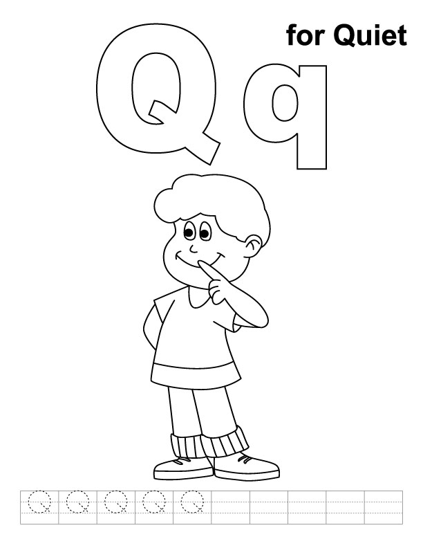 6 Best Images of Loud And Quiet Worksheets Printable