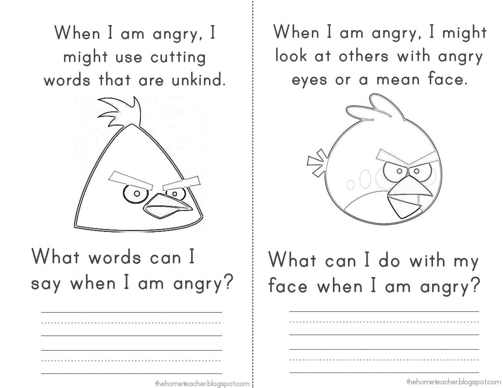 17 Best Images Of Expressing Feelings Worksheets And Activities