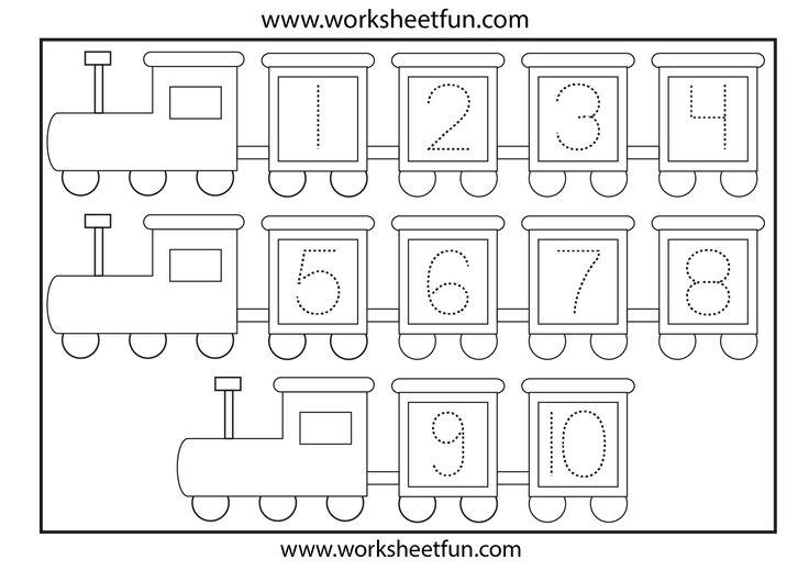 16 Best Images of Number 11 Tracing Worksheets Preschool