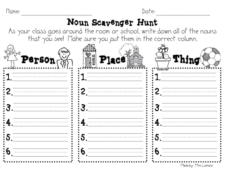 12 Best Images of 3rd Grade Worksheets Free Printable