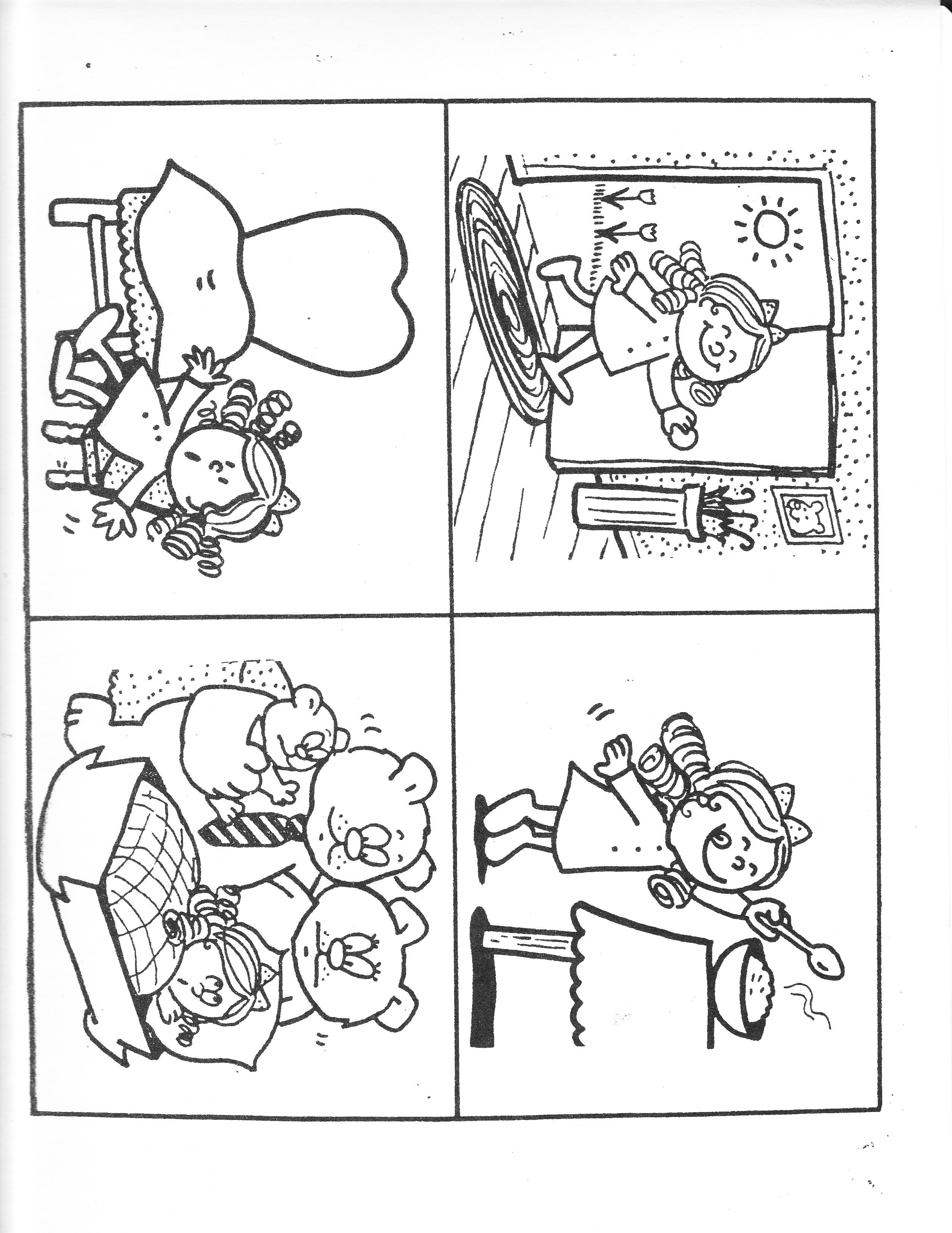16 Best Images of Sequencing Worksheets For Kindergarten