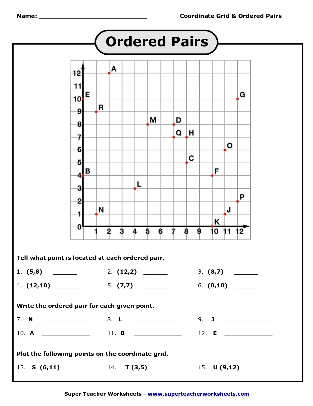 Search Results For 5th Grade Math Christmas Worksheets