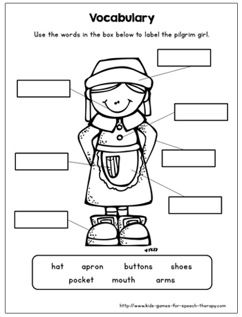 15 Best Images of Object Function Speech Therapy Worksheet
