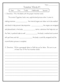 13 Best Images of Paragraph Writing Worksheets - Paragraph ...
