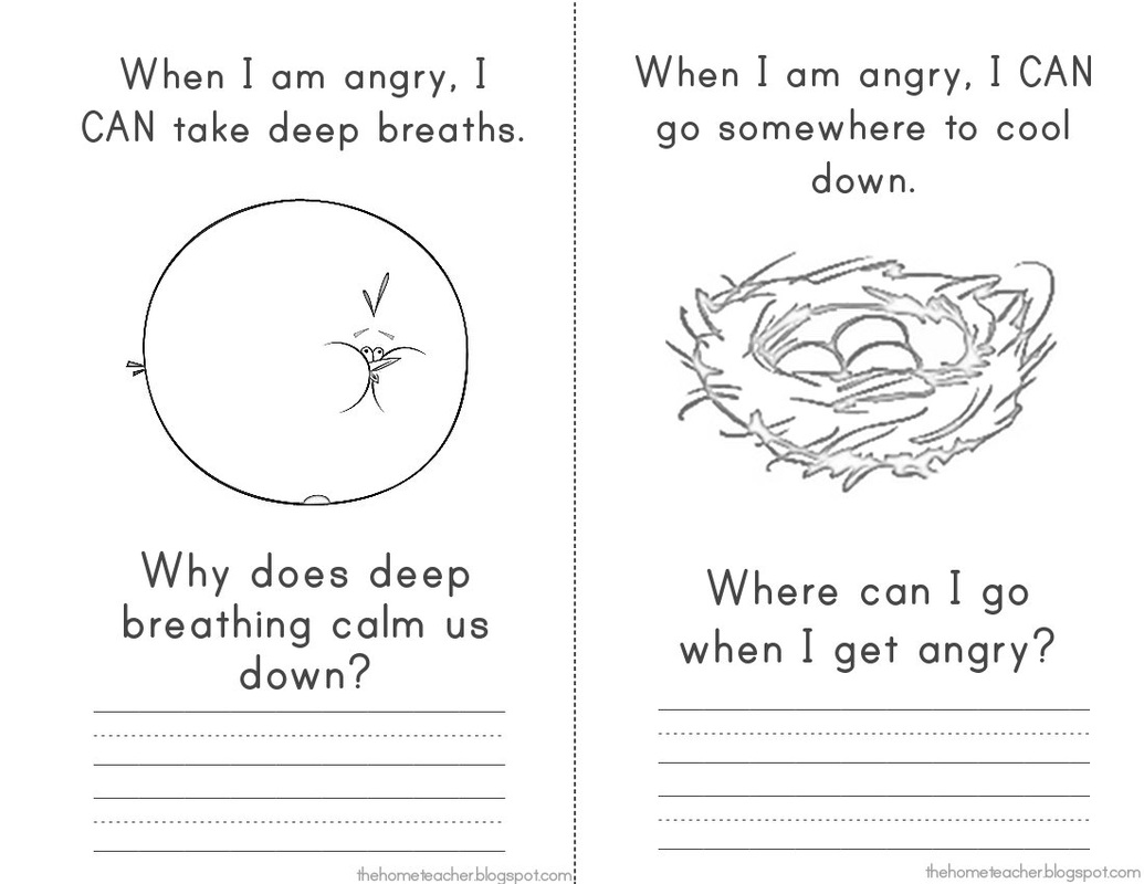 11 Best Images Of Emotions Worksheet First Grade