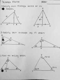 Free Math Worksheets Congruent Shapes - congruent ...