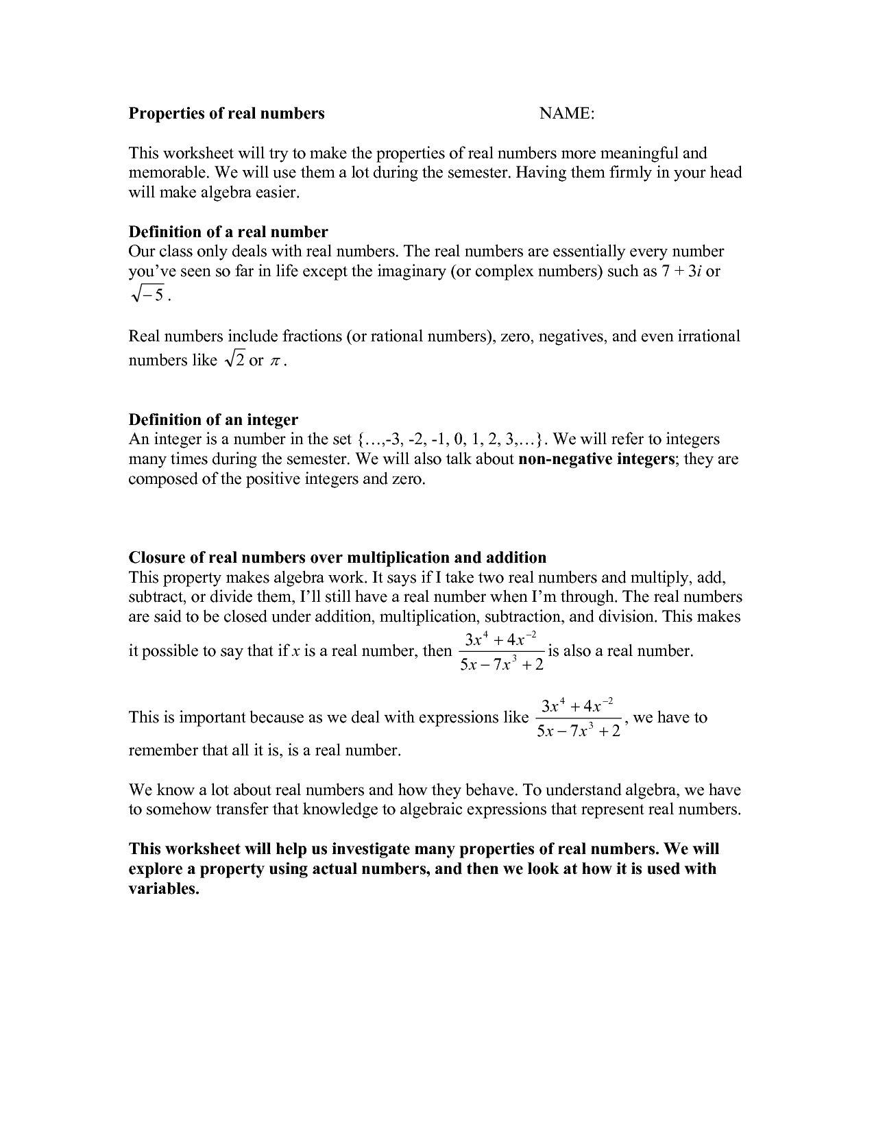 15 Best Images Of Multiplication Worksheet Generator