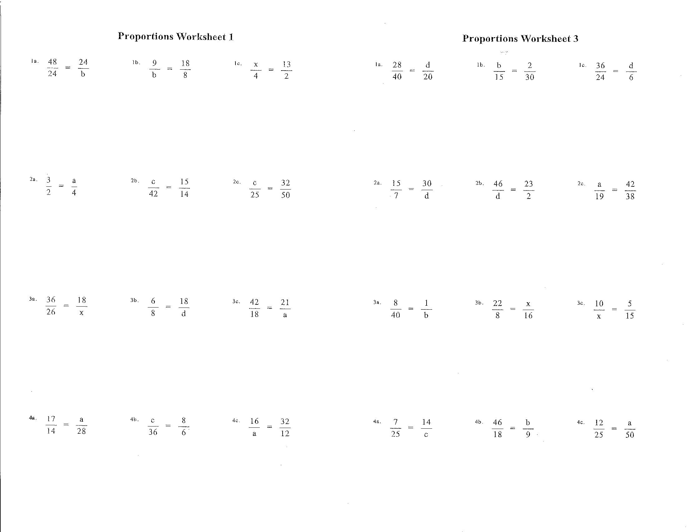7th Grade Math Homework Worksheet