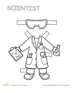 7 Best Images of Career Research Worksheet For Kids