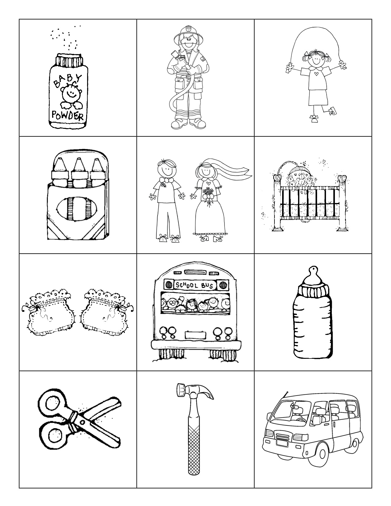 12 Best Images Of Technology Past And Present Worksheets