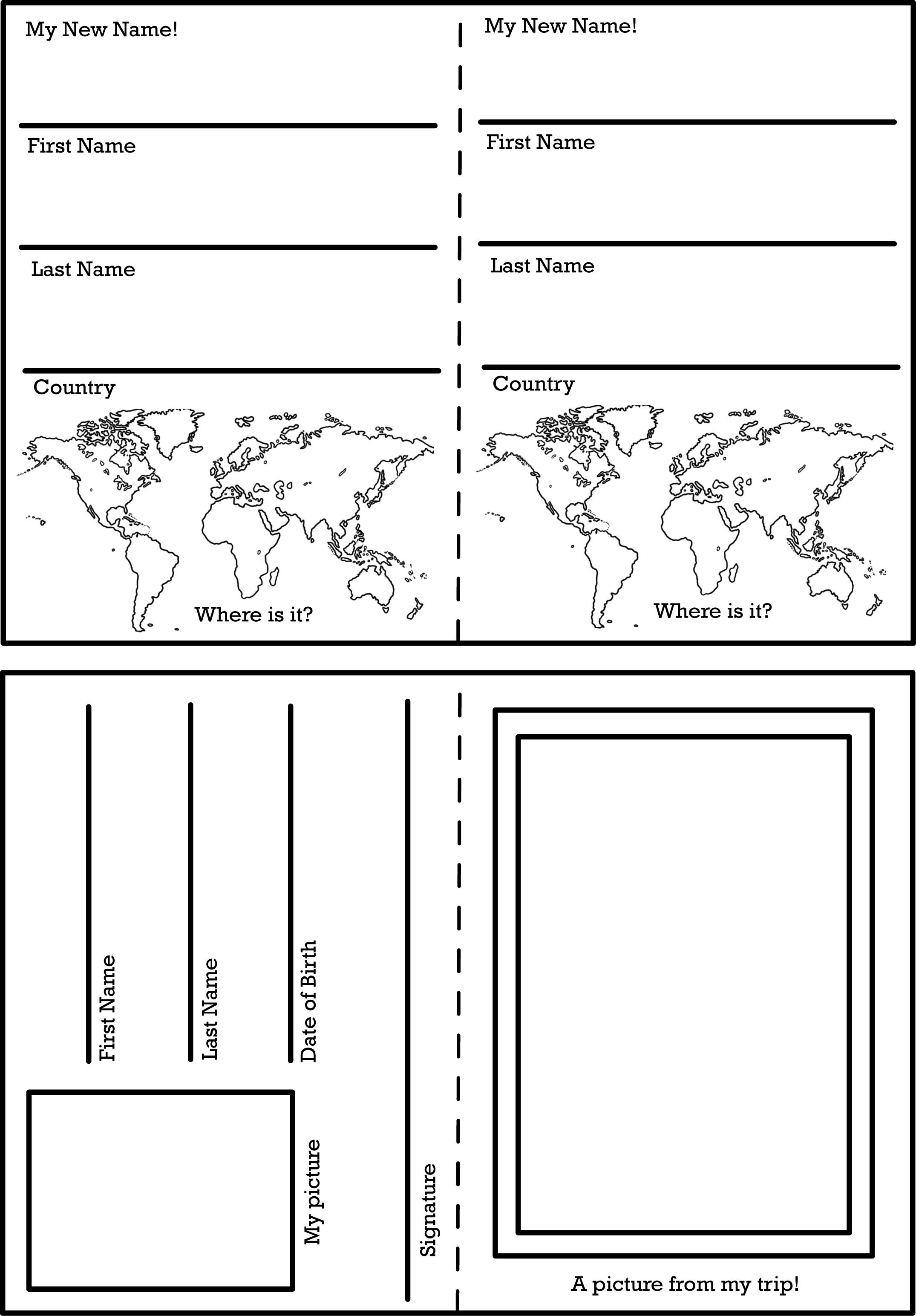 5 Best Images Of Climate Zone Worksheets