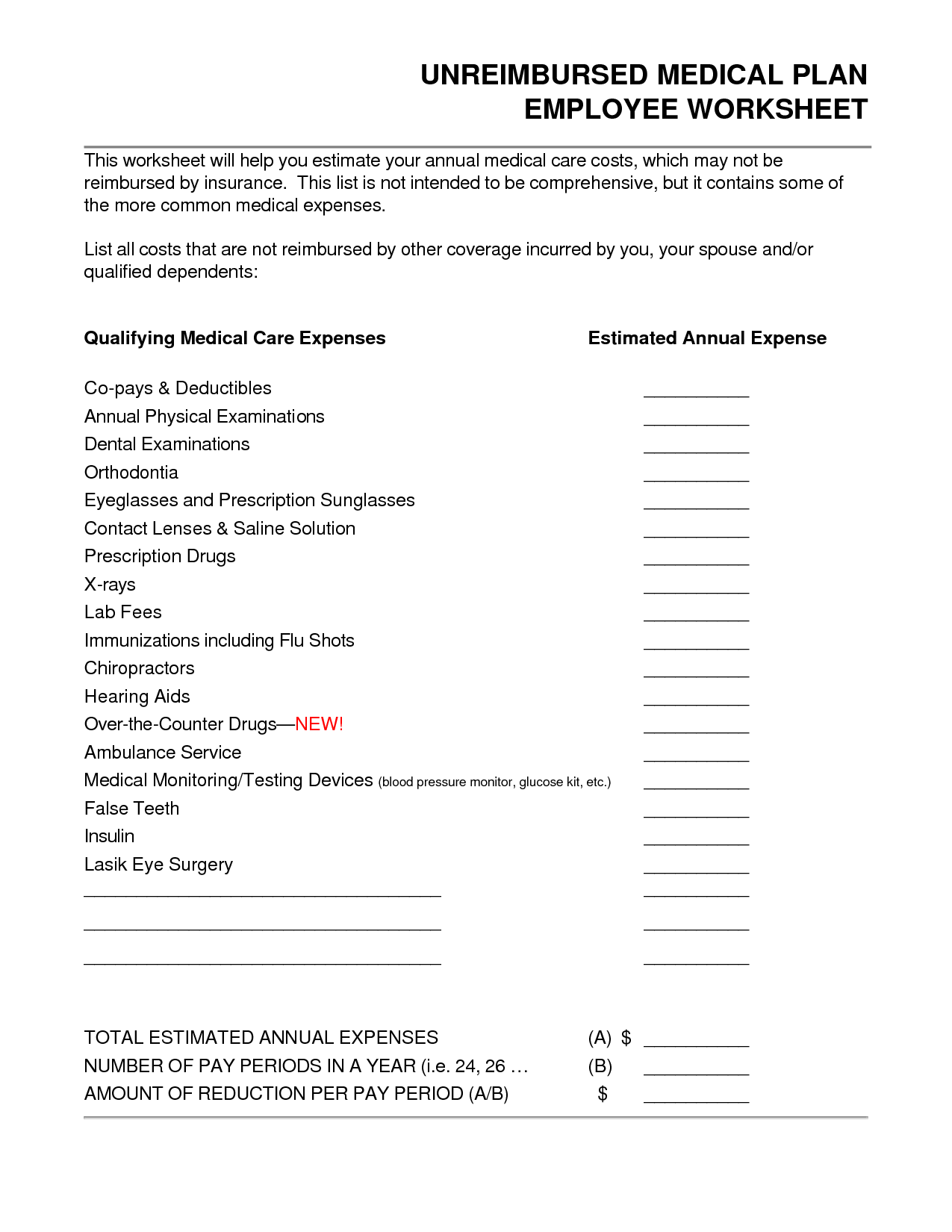 15 Best Images Of Dental Insurance Worksheet