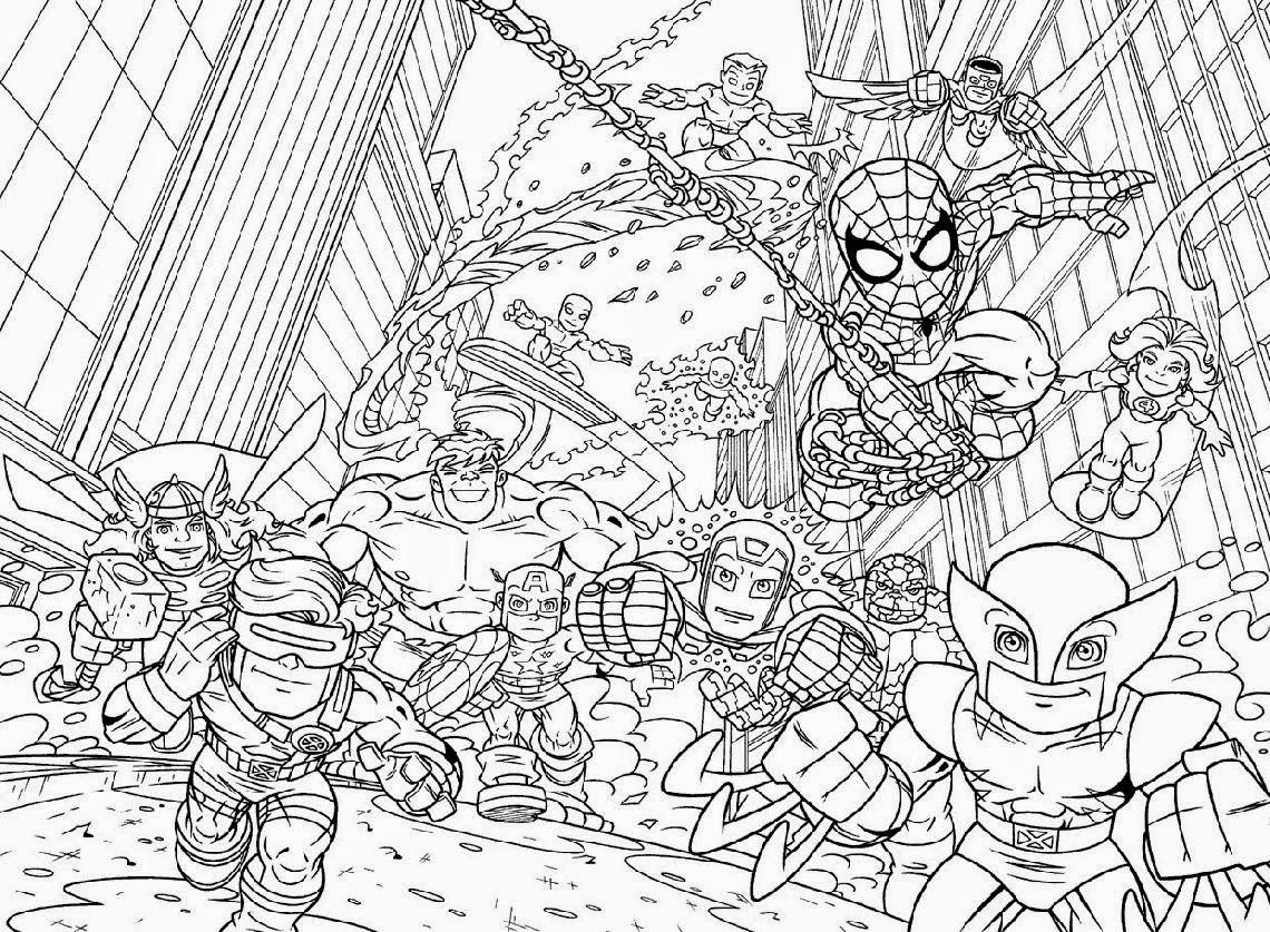 12 Best Images Of Superhero Worksheets For Kindergarten