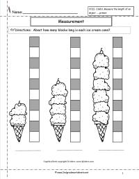 12 Best Images of Printable Measuring Worksheets ...
