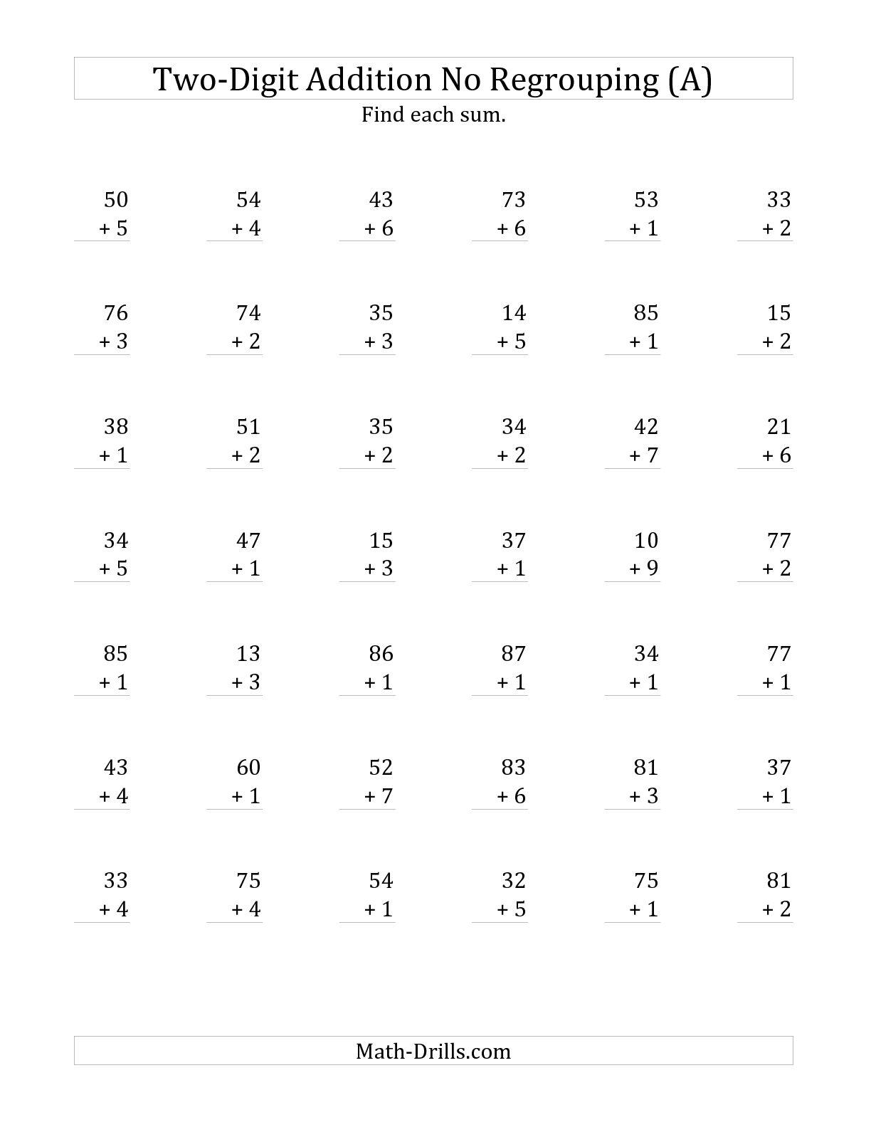 9 Best Images Of Math Worksheets 1 10