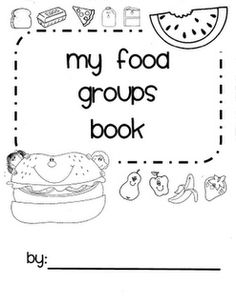 12 Best Images of 4 Basic Food Groups Worksheets