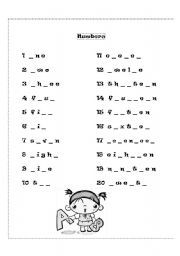 16 Best Images of Numbers 1 Through 20 Worksheets