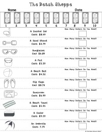 14 Best Images of Money Management Worksheets For Adults ...