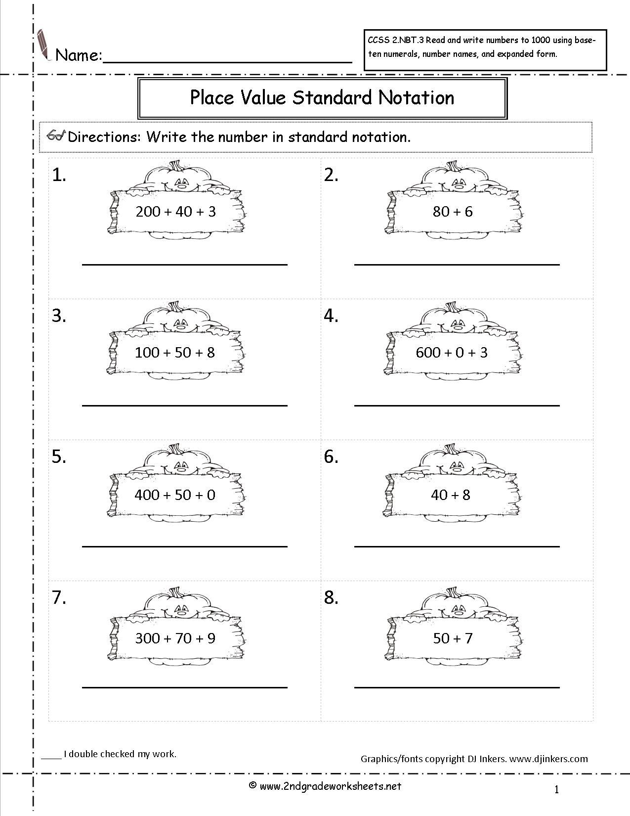 13 Best Images Of Pumpkin Math Worksheets Kindergarten