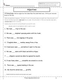 16 Best Images of Shurley Grammar Worksheets - Shurley ...