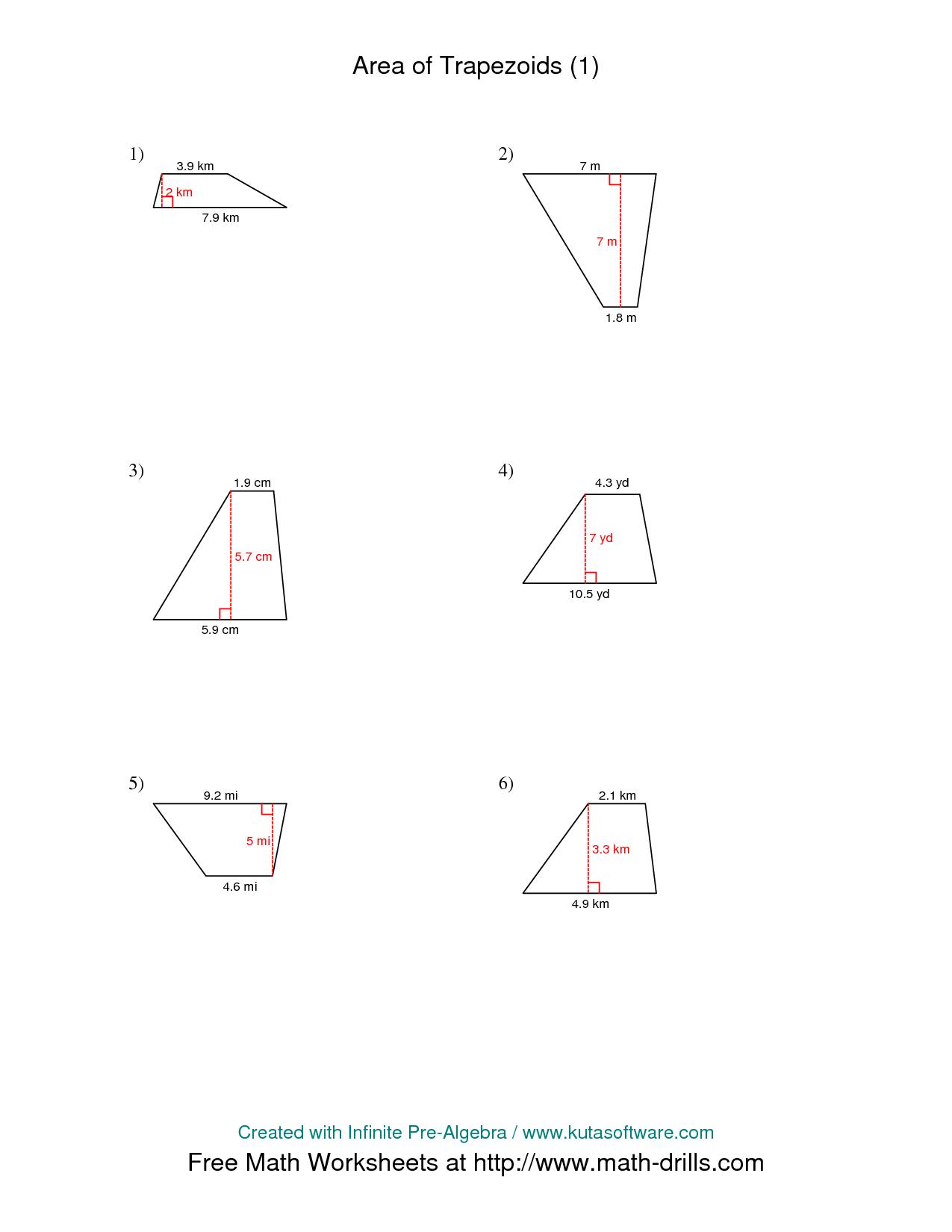 16 Best Images Of Pre Algebra Worksheets Distributive Property