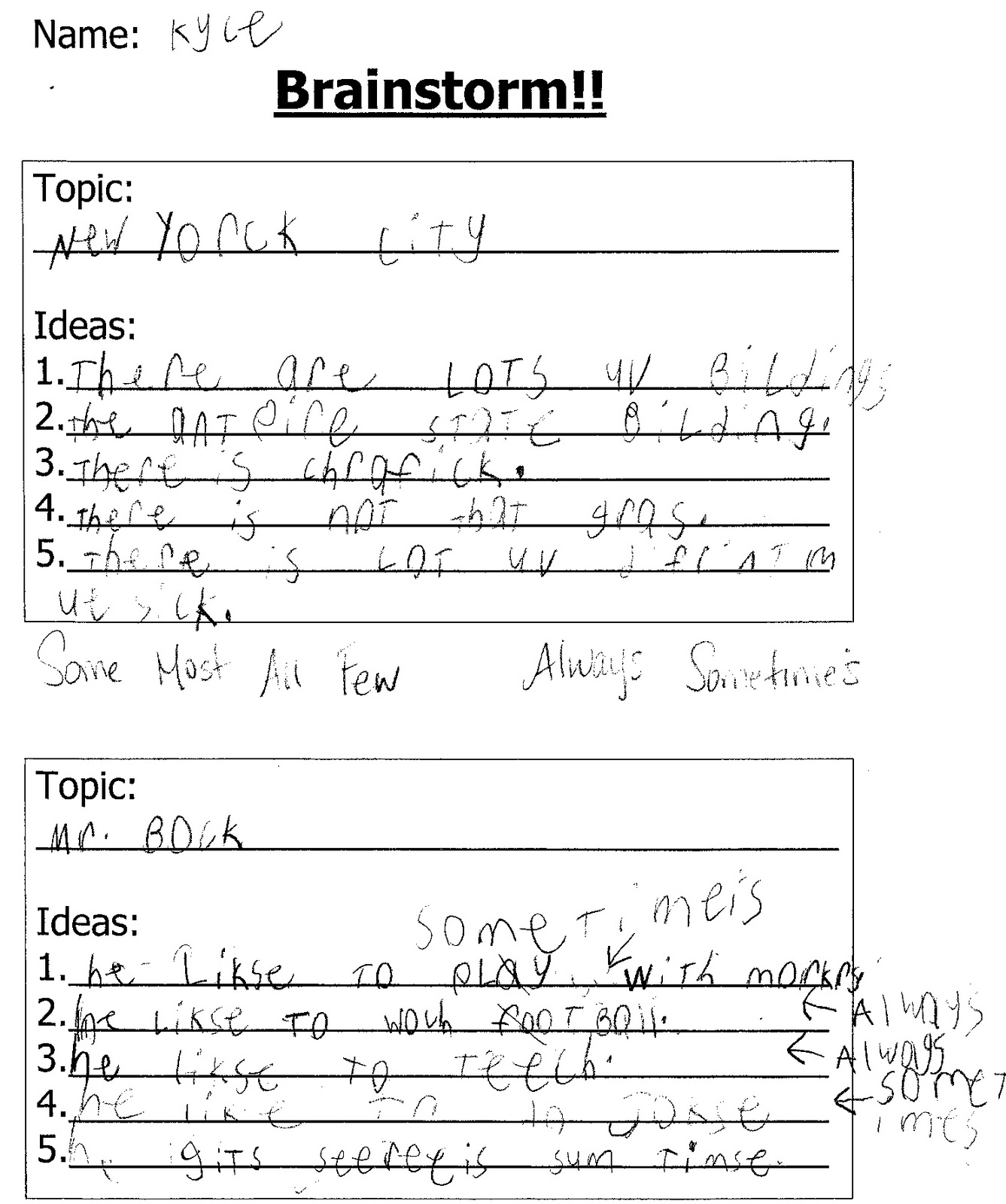 16 Best Images Of Elevator Pitch Template Worksheet