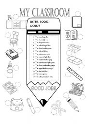 11 Best Images of Classroom Rules Activities Worksheets