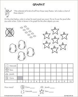 17 Best Images of Printable Graph Worksheets 2nd Grade