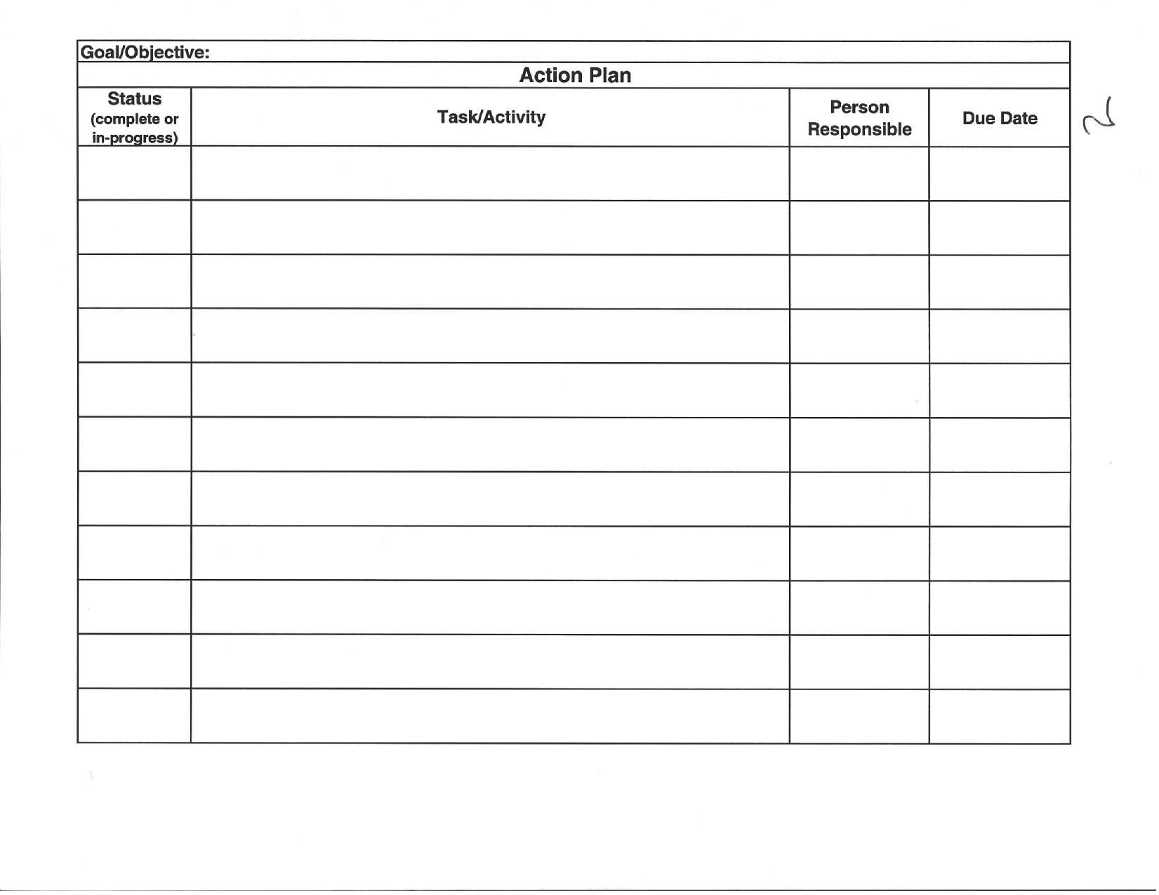 12 Best Images Of Personal Data Worksheet