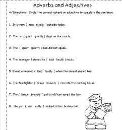 Worksheet On Adjectives For Grade 7 With Answers   Printable Worksheets and  Activities for Teachers [ 1650 x 1275 Pixel ]
