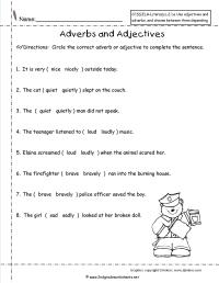 18 Best Images of Adjectives Worksheets For Grade 2 - Free ...
