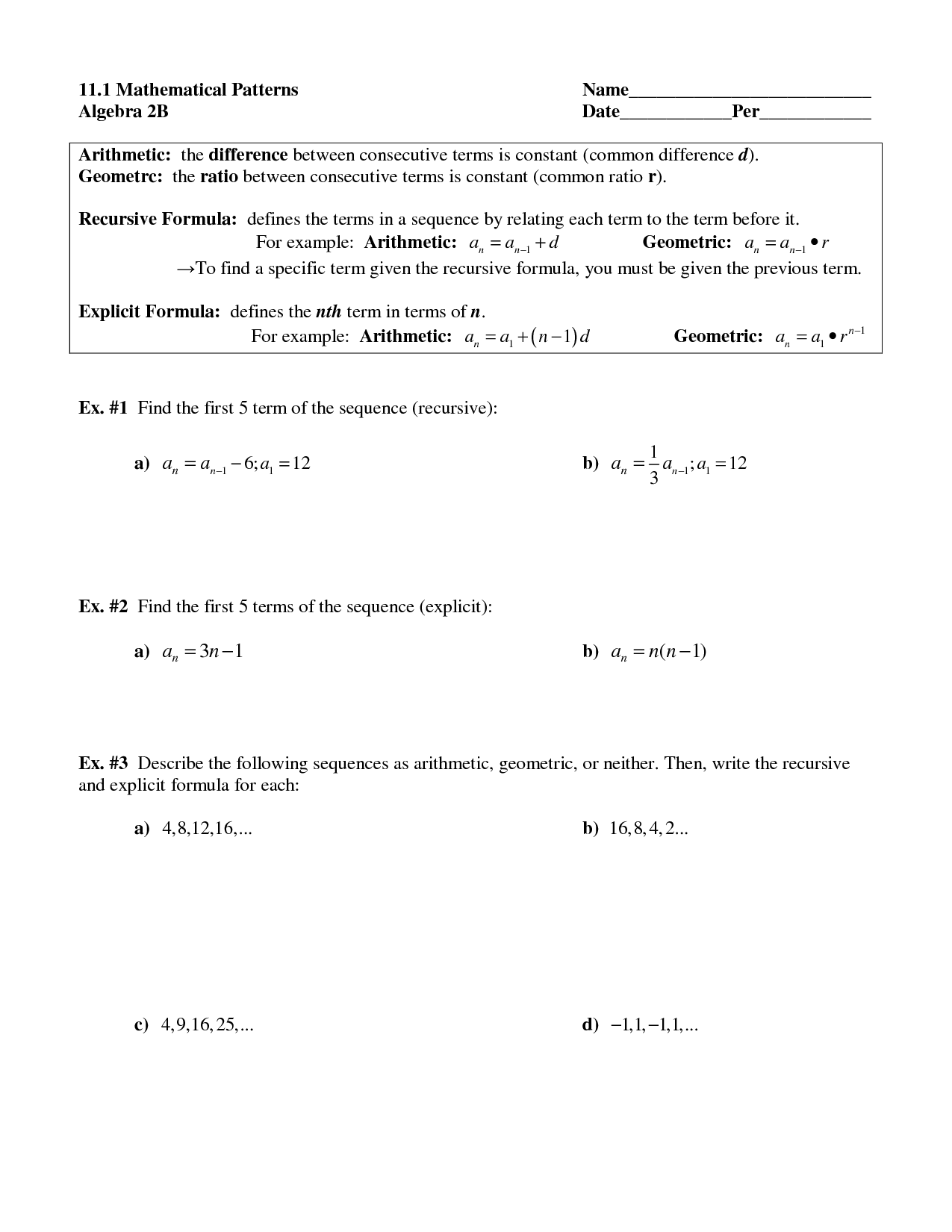 15 Best Images Of Glencoe Algebra 1 Worksheet Answers