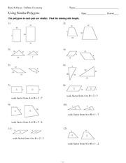 18 Best Images of Kuta Software Infinite Geometry