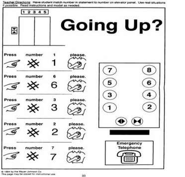 17 Best Images of Teaching Daily Living Skills Worksheets