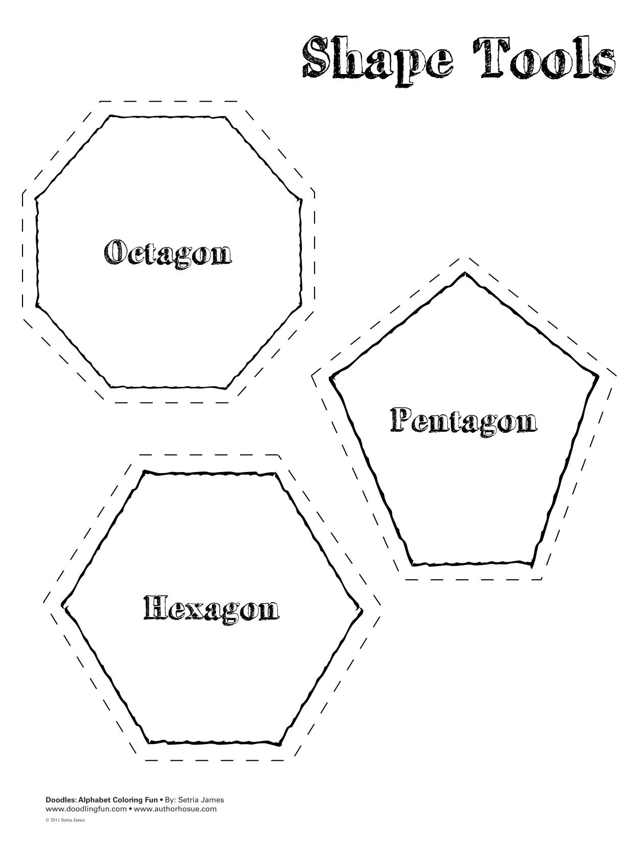 17 Best Images Of Basic Shape Pattern Worksheets