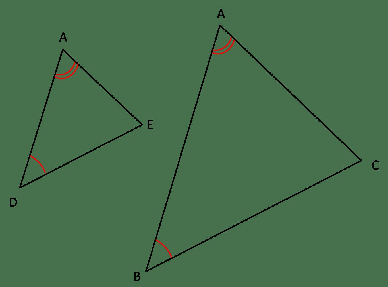 8 Best Images Of Similar Triangles Worksheet Proportion