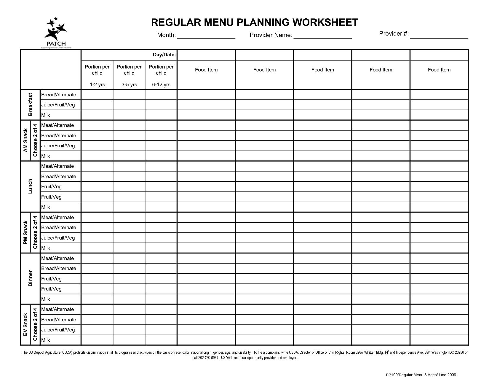 14 Best Images Of Travel Planning Worksheet