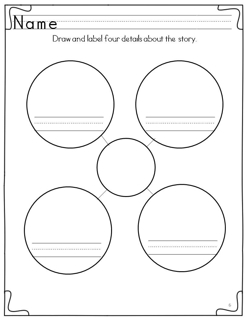12 Best Images of Main Idea Worksheets Grade 4 Printable
